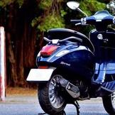 偉士牌摩托車
