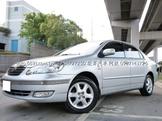 全額貸-2006年 豐田 ALTIS 1.8 可配合第三方認證檢查