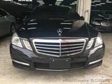 業大汽車**2012年4月領牌BENZ E250 中華賓士 選配20萬影音系統