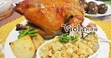 泰式風味烤全雞