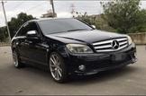 Mercedes-Benz 賓士 C300 黑 07年