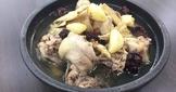 大同電鍋煮人蔘雞湯