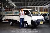 高雄巨將汽車宋小弟 框式小貨車 做生意載貨超方便 認證+保固