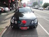 03 E240 V6 2.6-中華賓士.大黑.純一手.美!