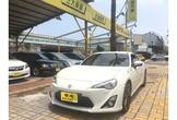Toyota/豐田 86 81萬 白色 2015