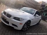 正08年BMW M3選配卡夢車頂 SMG-2(雙離合器)跑少 未領牌 認證車