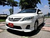 2011年 豐田 ALTIS 1.8 E版 車況超優 認證保證保固