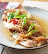 鹹冬瓜蒸鮮魚