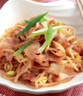 豬肉燒泡菜