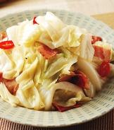 培根炒高麗菜(3)