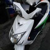 2013 YAMAHA 三代 新勁戰 125 白色