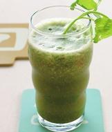 秋葵蘋果汁