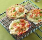 蒜味奶油焗烤扇貝