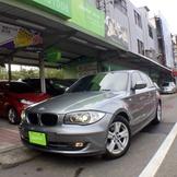 BMW 小鋼炮118i  5門掀背車 <<一手女老師用車!實跑里程9萬公里!!出廠資料全都有!!!>>