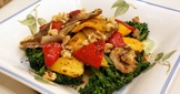 [蔬菜] 烤蔬菜沙拉