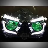 現貨 燈の匠 燈之匠 燈匠 Force 全LED雙魚眼大燈 七彩變色 燈 等級最高 Force155 魚眼 雙魚眼 日行