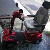 電動代步車
