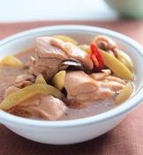 肉燥醬瓜雞