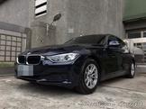 2015  BMW  316I  黑藍色   總代理  實跑:43196KM