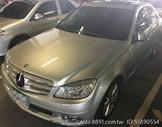 SEE好車 2008年 中年賓士 成熟的魅力 C300 帥車 非計程車