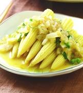 奶油玉米筍