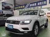 8891嚴選車商 全新2019年3月出廠TIGUAN330跟車選配環景+自動停車