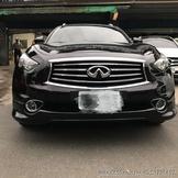 自售2015年Qx70(無菸車庫車)21吋鋁圈 360度環景 I KEY 電尾門