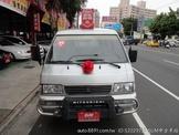 06 NEW DELICA 得利卡2.4 廂車手排 -貨車稅金.美