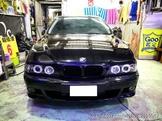 VIP 汽車寶庫 新小改款 520IA BMW 剛花快5萬換裝M5和配備
