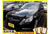 Benz/朋馳 E350 90萬 黑色 2012