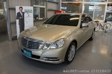 2012年 BENZ E200 CGI 中華賓士 總代理 新車價:262萬 銓鎰