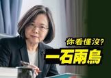 小英批自經區…辣台妹政治算計 全為了滅賴阻韓?