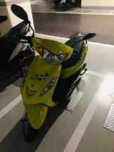 電動車 PSO-5000 electric scooter/bike
