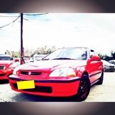 本田1998年式1.6LCoupeK8雙門轎跑