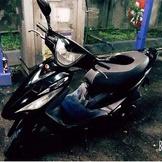 光陽 黑色 GP Fi 125 (非 G5 雷霆 勁戰 Cuxi GTR BWS )