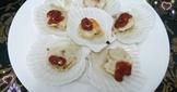 清蒸蒜蓉扇貝(簡單料理)