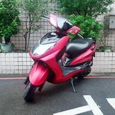 2009年 山葉 新勁戰125cc 售價32000元