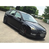 2005 Ford FOCUS 黑 手排 2.0