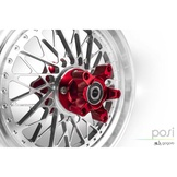 【魔速安全帽】免運 POSI GOGORO2 專用 輪框 台灣設計品牌 鍛造鋁圈 RS1 RS2 波希