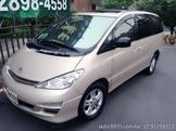 豐田-toyota 培利亞 PREVIA 2.4L 雙天窗 七人座 車主自售