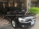 2011年 Golf CL 1.6 黑 (車主換車自售)