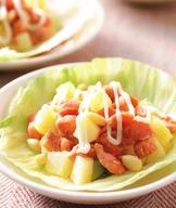 生菜鮭魚鬆(1)