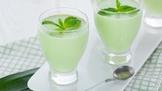椰香班蘭奶凍