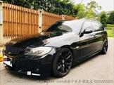 2008年歐規 BMW 335I TOURING 五門旅行車 黑武士