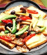 鐵板豆腐(3)