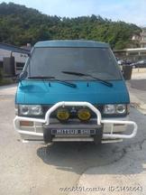 1995年三菱中華MITSUBISHI-得利卡DELICA少有4WD柴油