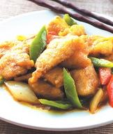 沙嗲咖哩魚