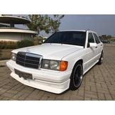 98年Benz 190E 前後evoII 包