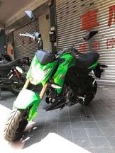 Kawasaki Z125 2015年 滿18歲可辦理分期喔!免頭款