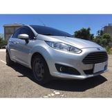 2014 Fiesta 銀色系 1.0渦輪 小鋼砲